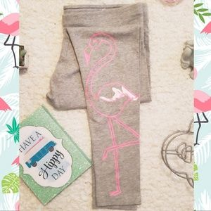 Justice Girls Flamingo Stand Tall Legging